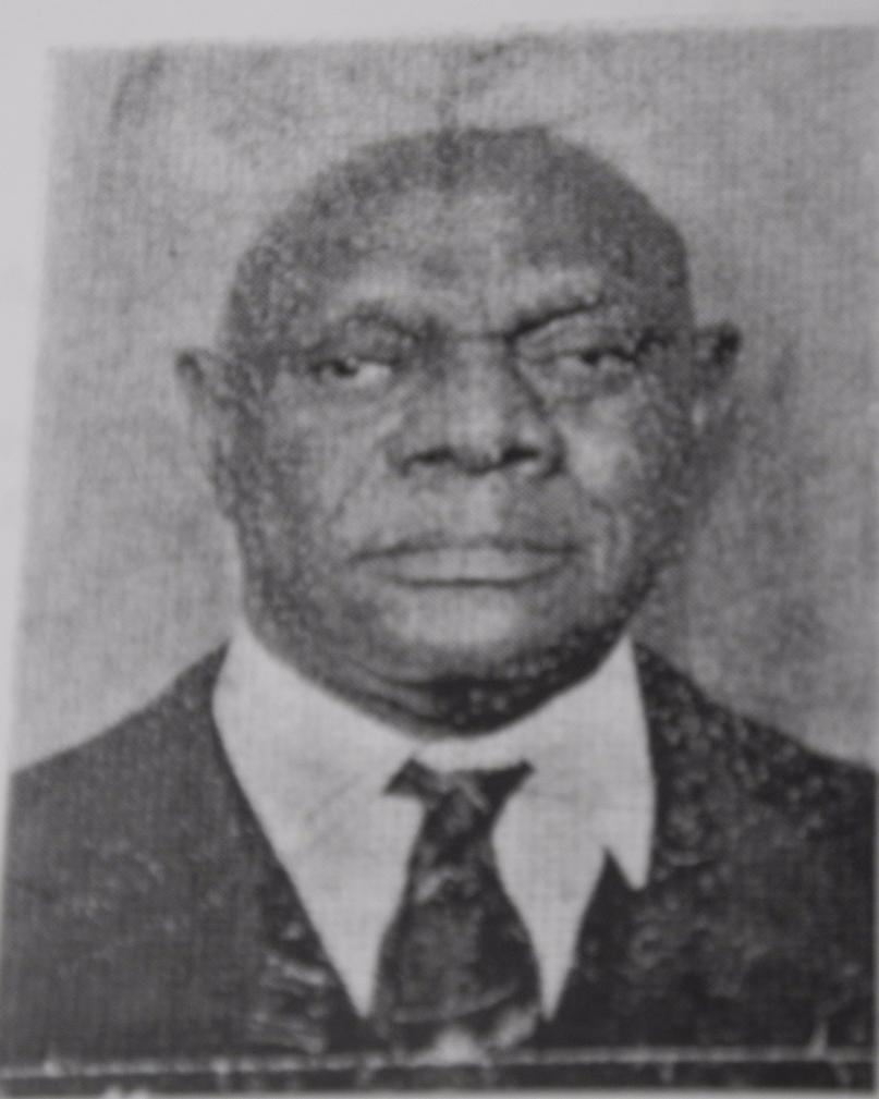 Elder George Morton
