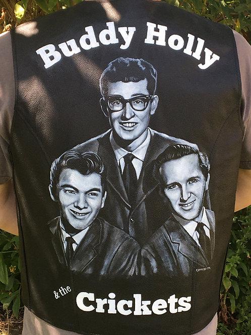 Buddy Holly & The Crickets waistcoat