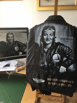 W.A.S.P. tribute jacket