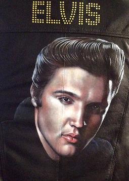 Elvis has left the building Presley