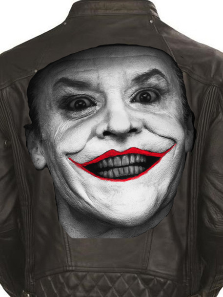 Batman Joker Face