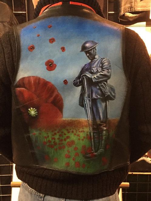 Remembrance waistcoat