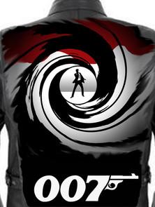 James Bond Barrel