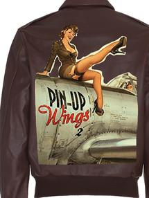 Pin Up Wings