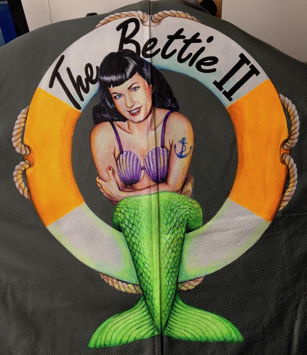 The Bettie II