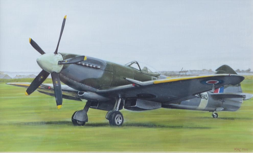 Spitfire MKII
