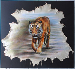 Jungle Hunter - tiger