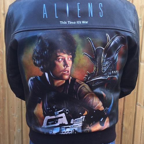 Aliens tribute Jacket