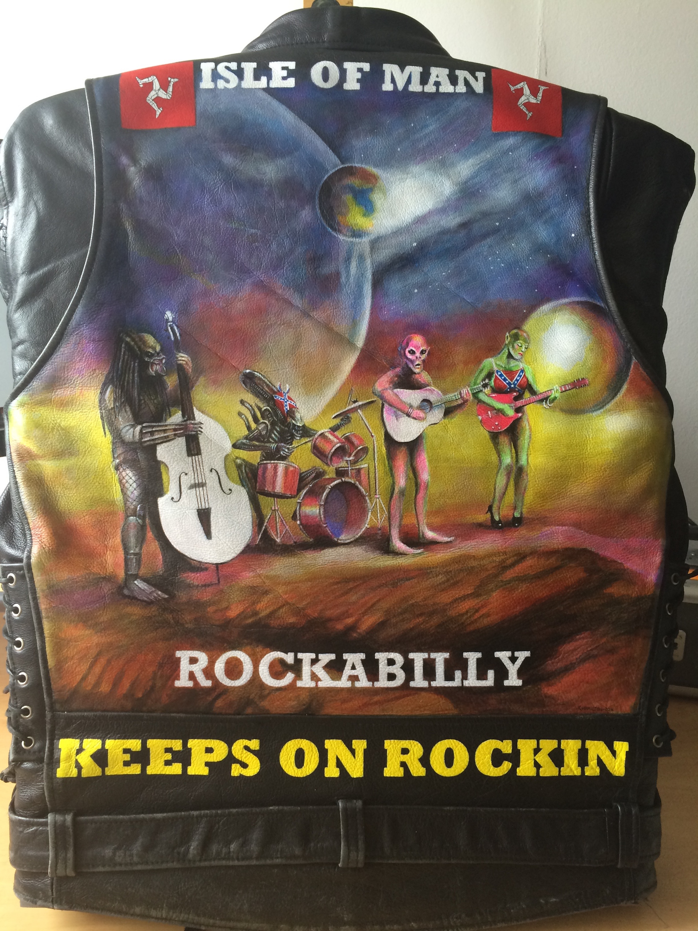 Alien Band Rockabilly