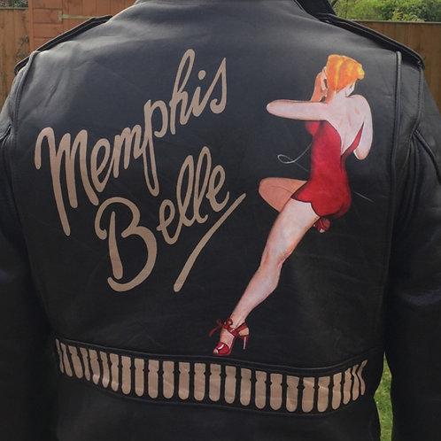 Memphis Belle tribute Jacket