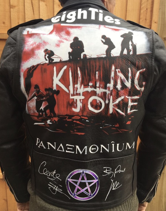 Killing Joke Pandemonium