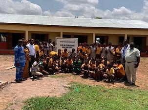 Wulugo Gumo school education overseas Ghana
