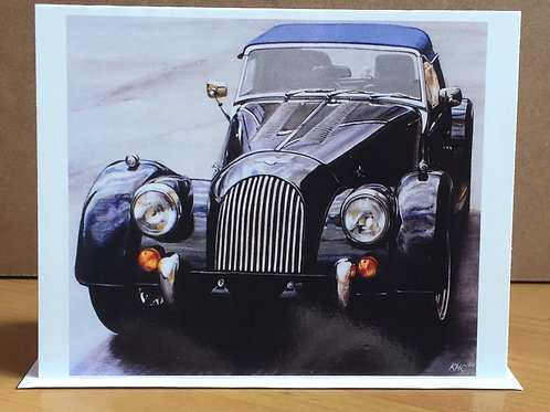 SALE Morgan Roadster Blue small card