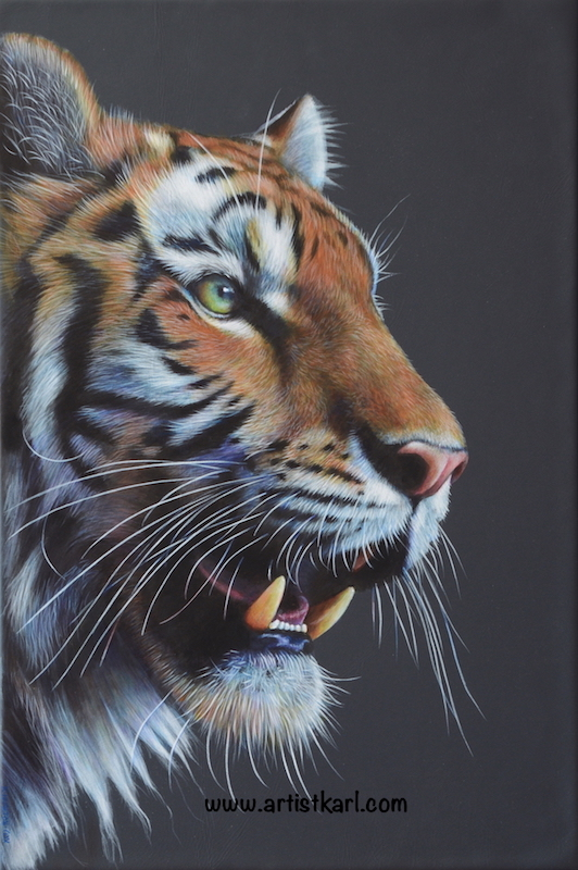 Masterful - tiger