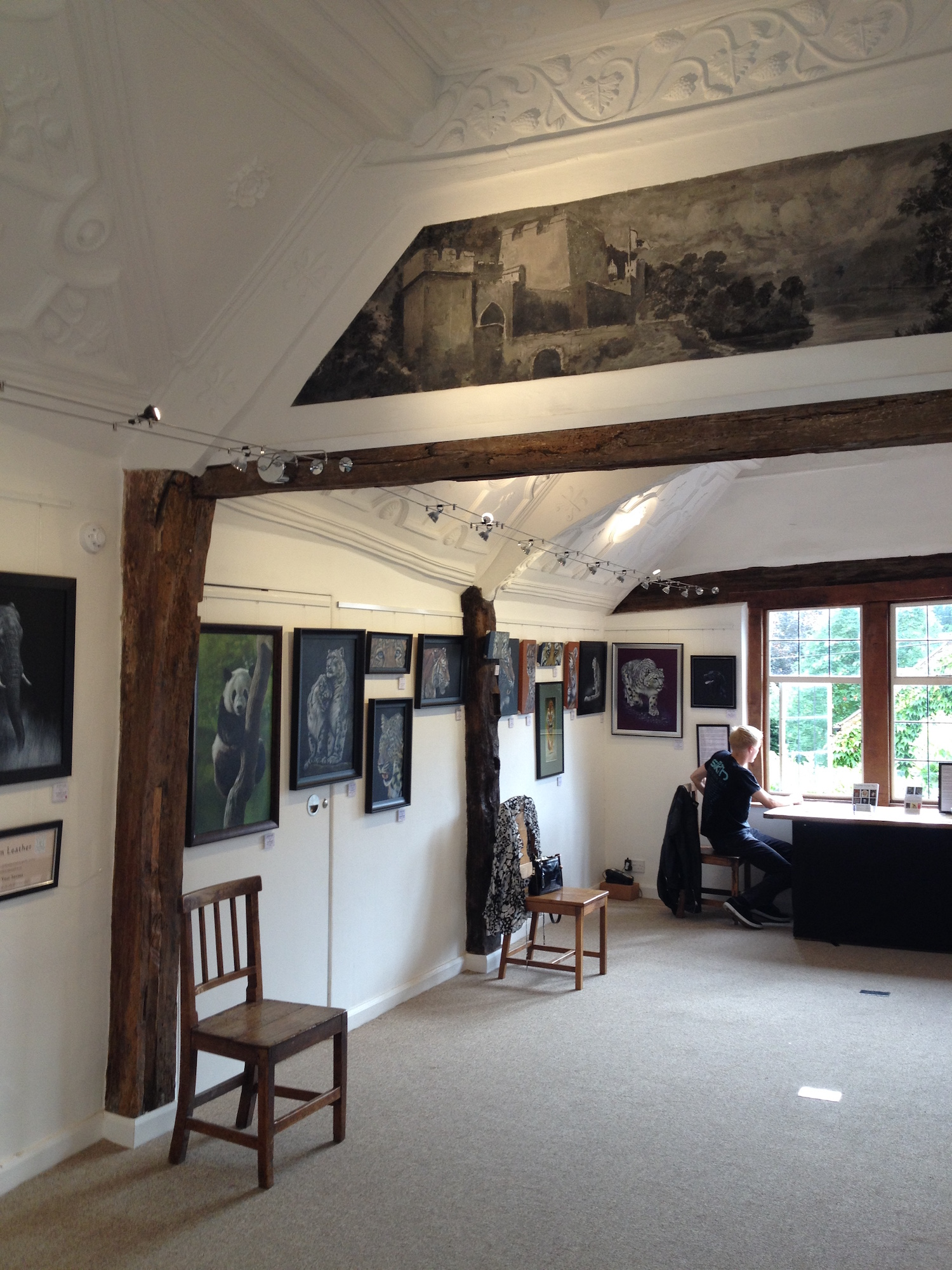 Hereford Solo Exhibition