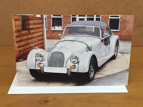 SALE Morgan roadster medium card