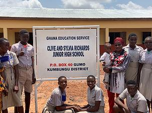Wulugu Gumo school Ghana