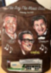 Big Bopper Ritchie Valens Buddy Holly Surf Ballroom Clar Lake Iowa