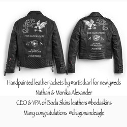 Wedding Jackets