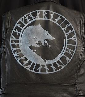 Wolves runes stones