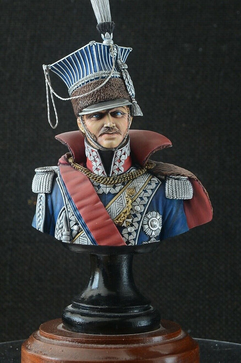 Marchal Prince Poniatowski handpainted figure - completed model