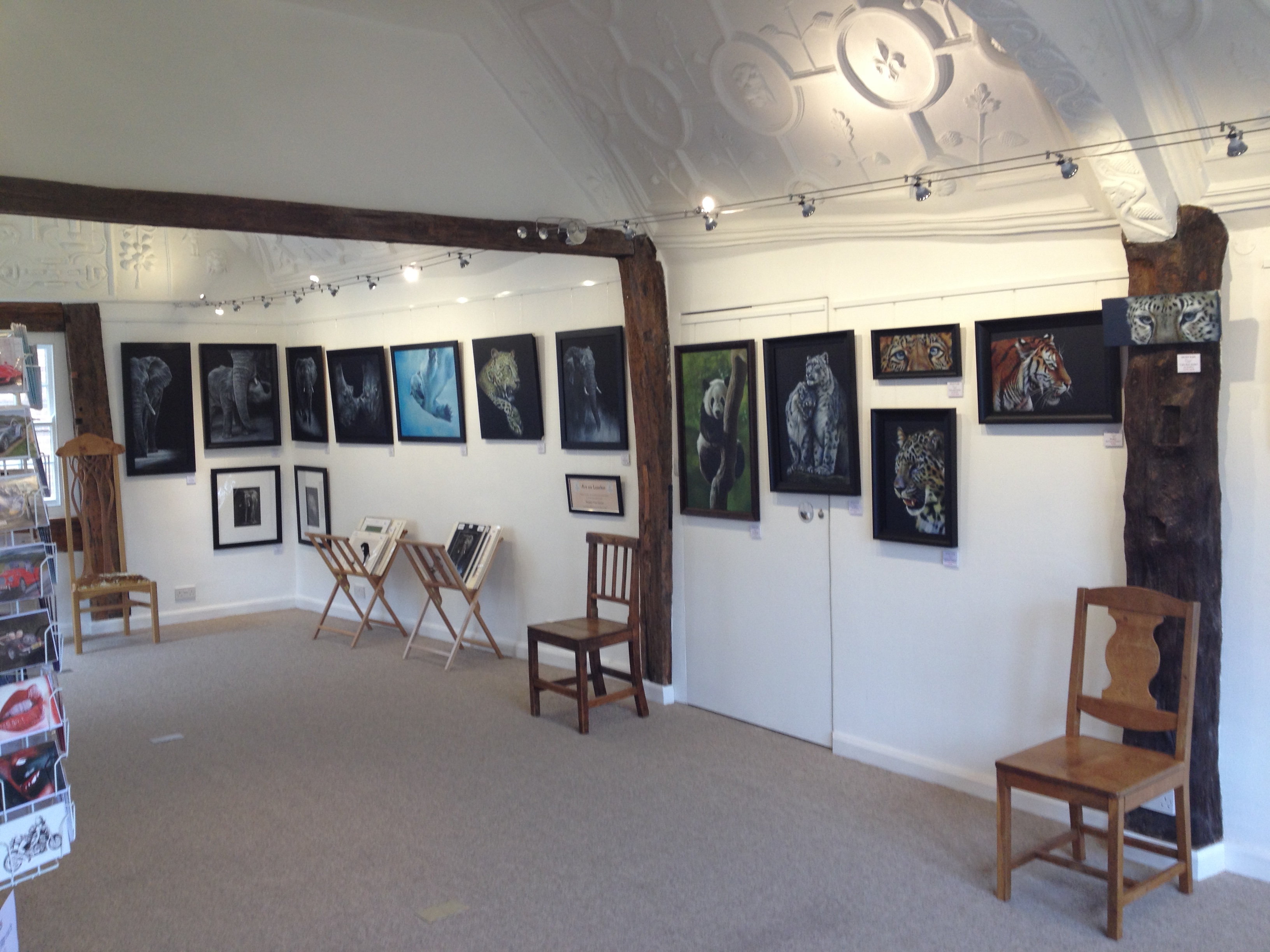 Solo Exhibition Hereford