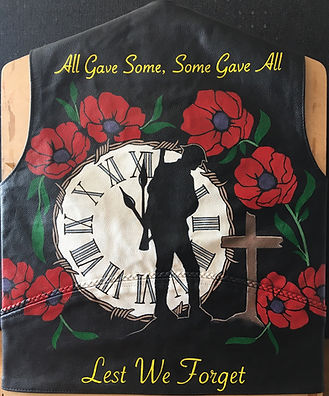 Lest We Forget remembrance theme