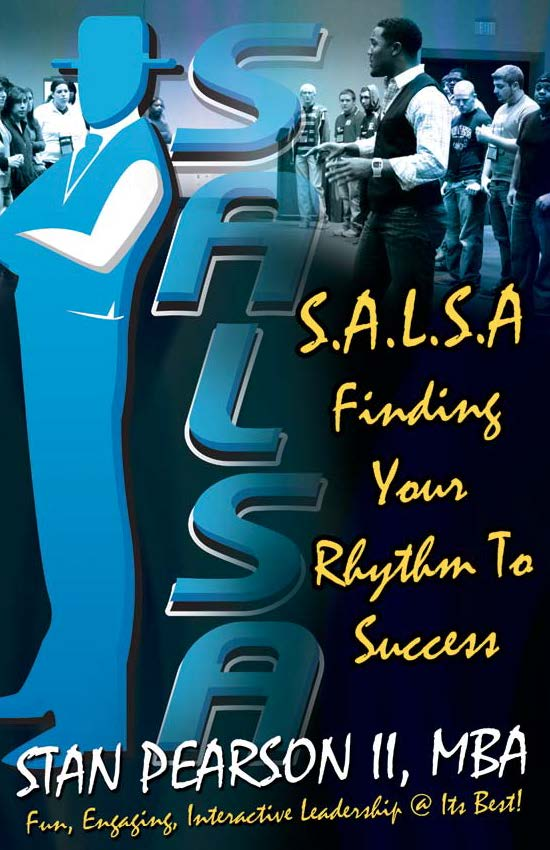 The SALSA Life - Finding Your Rhythm