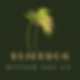 Mustard Black Minimalist Etsy Shop Icon