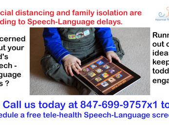 SpeechLanguage Screenings