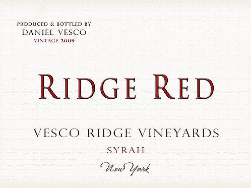 Ridge Red Syrah