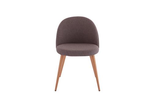 Lot De Fauteuils Gris NØRDT Feeling Home Mobilier Design - Fauteuil gris design