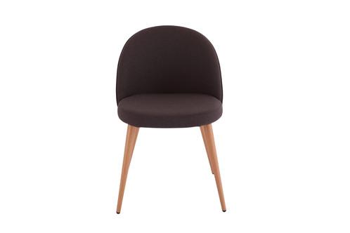 Lot De Fauteuils Gris Foncé NØRDT Feeling Home Mobilier Design - Fauteuil gris design