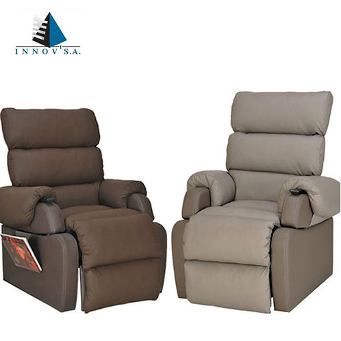 High-quality, luxurious electrical armchair