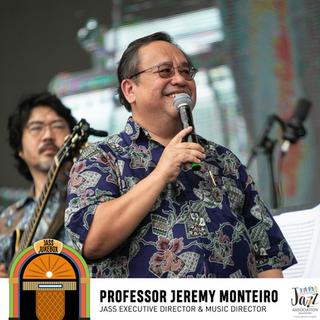 Professor Jeremy Monteiro