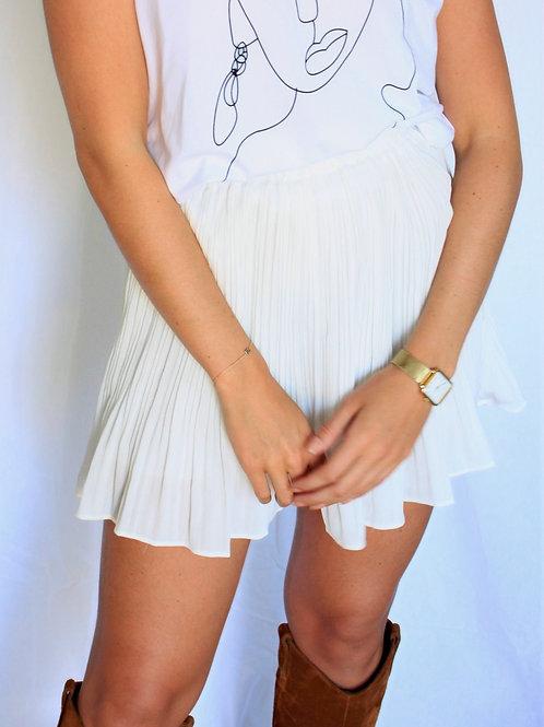 Avin Skirt Black