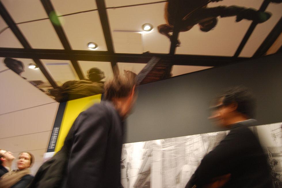 Minimuc Exhibition Design-MoMA