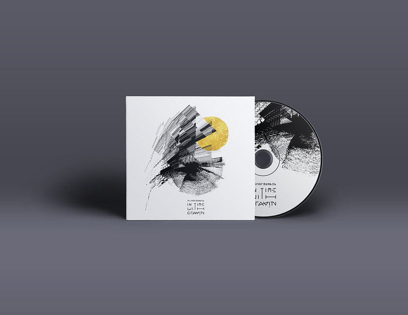Minimuc Album Cover Design