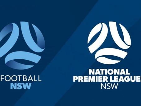 FOOTBALL NSW UPDATE: BOYS' YOUTH LEAGUE FOOTBALL 2022