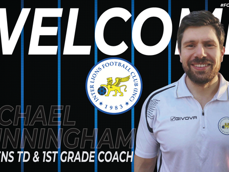 Welcome Michael Cunningham