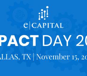 QUBEdocs at eCapital Advisors Impact Days - Nov. 15th, 2018 in Dallas, TX
