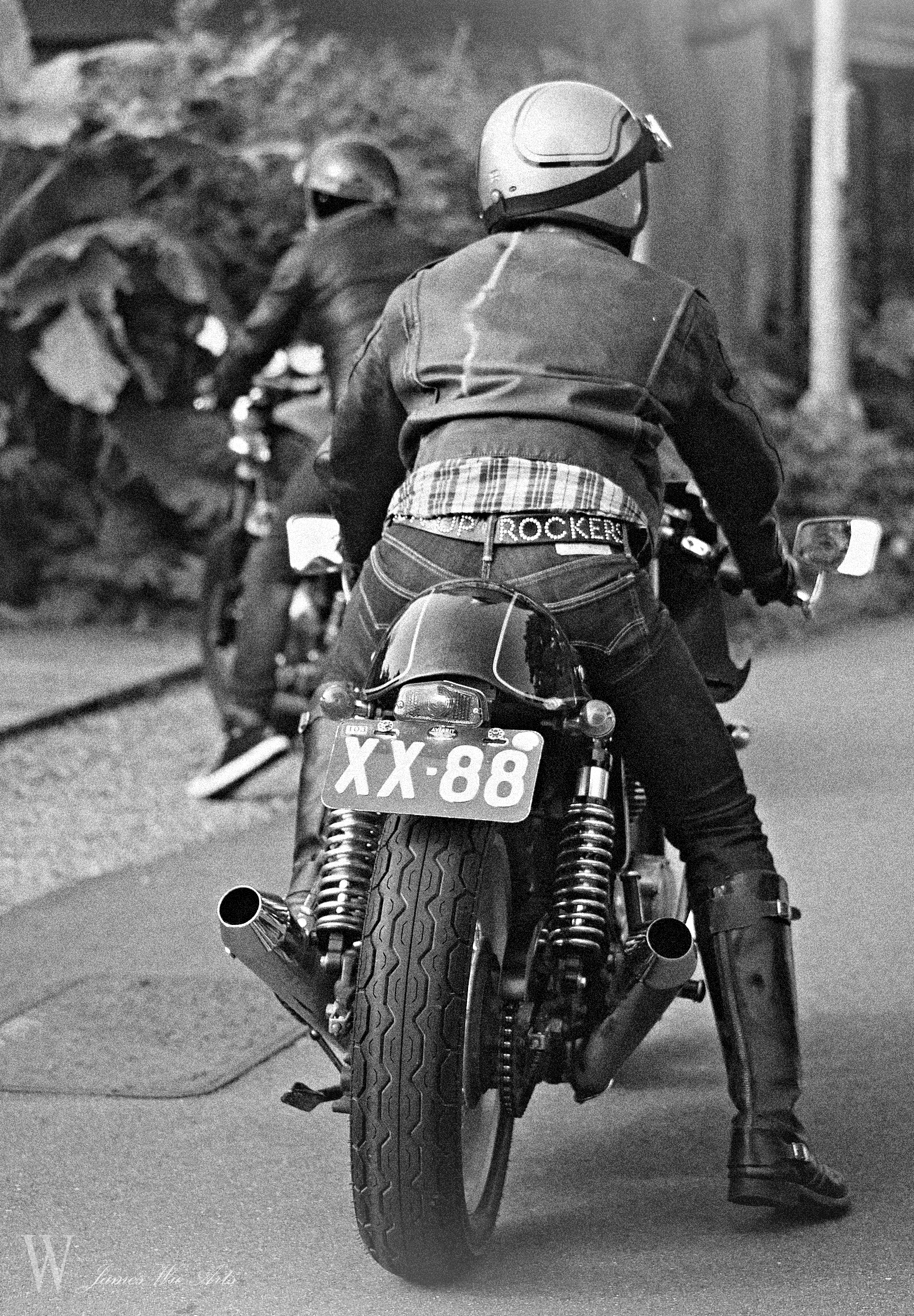 TONUP ROCKERS CAFE RACER (29)