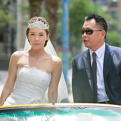 Sarah Hsieh & Danny Chao