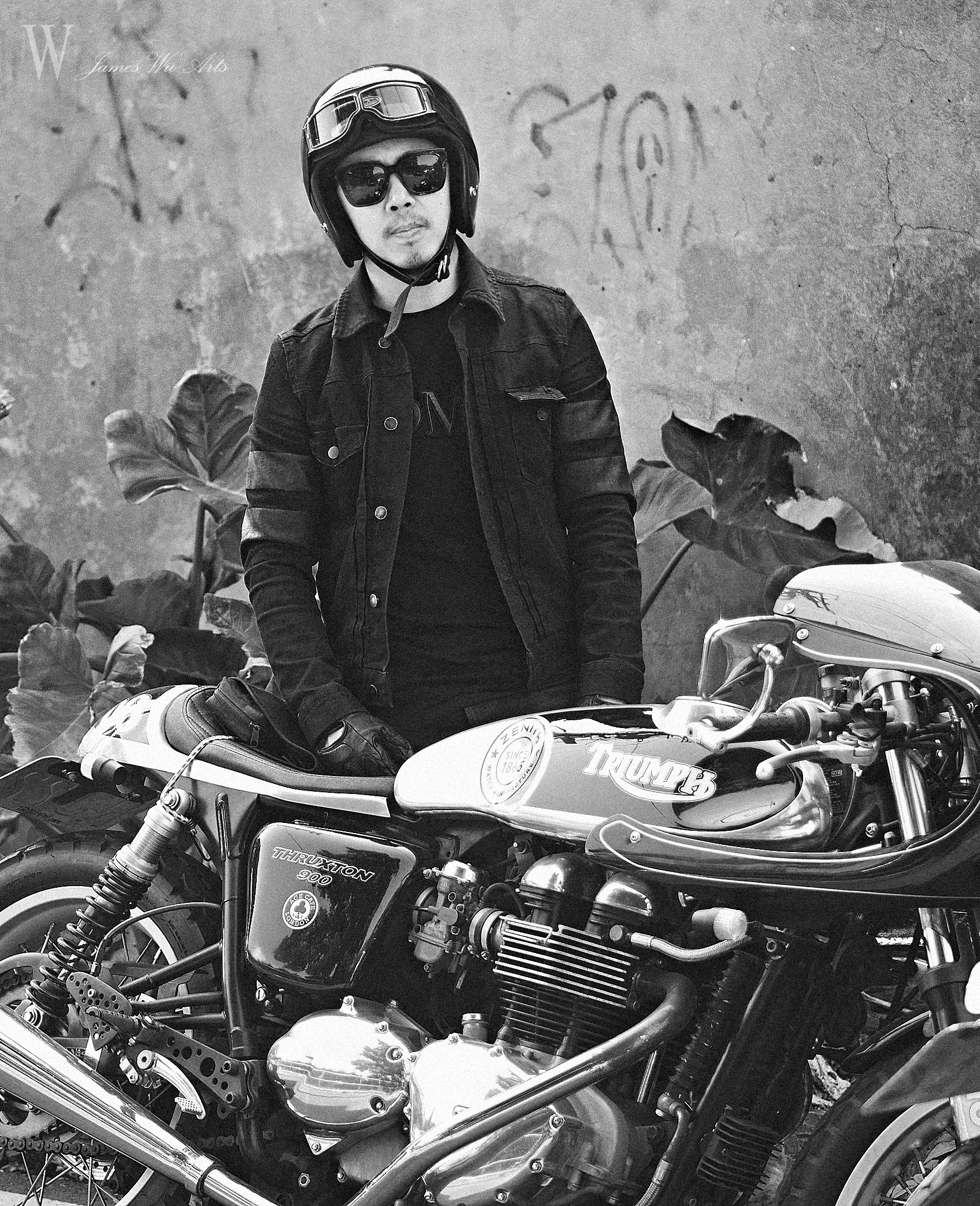 TONUP ROCKERS CAFE RACER (56)