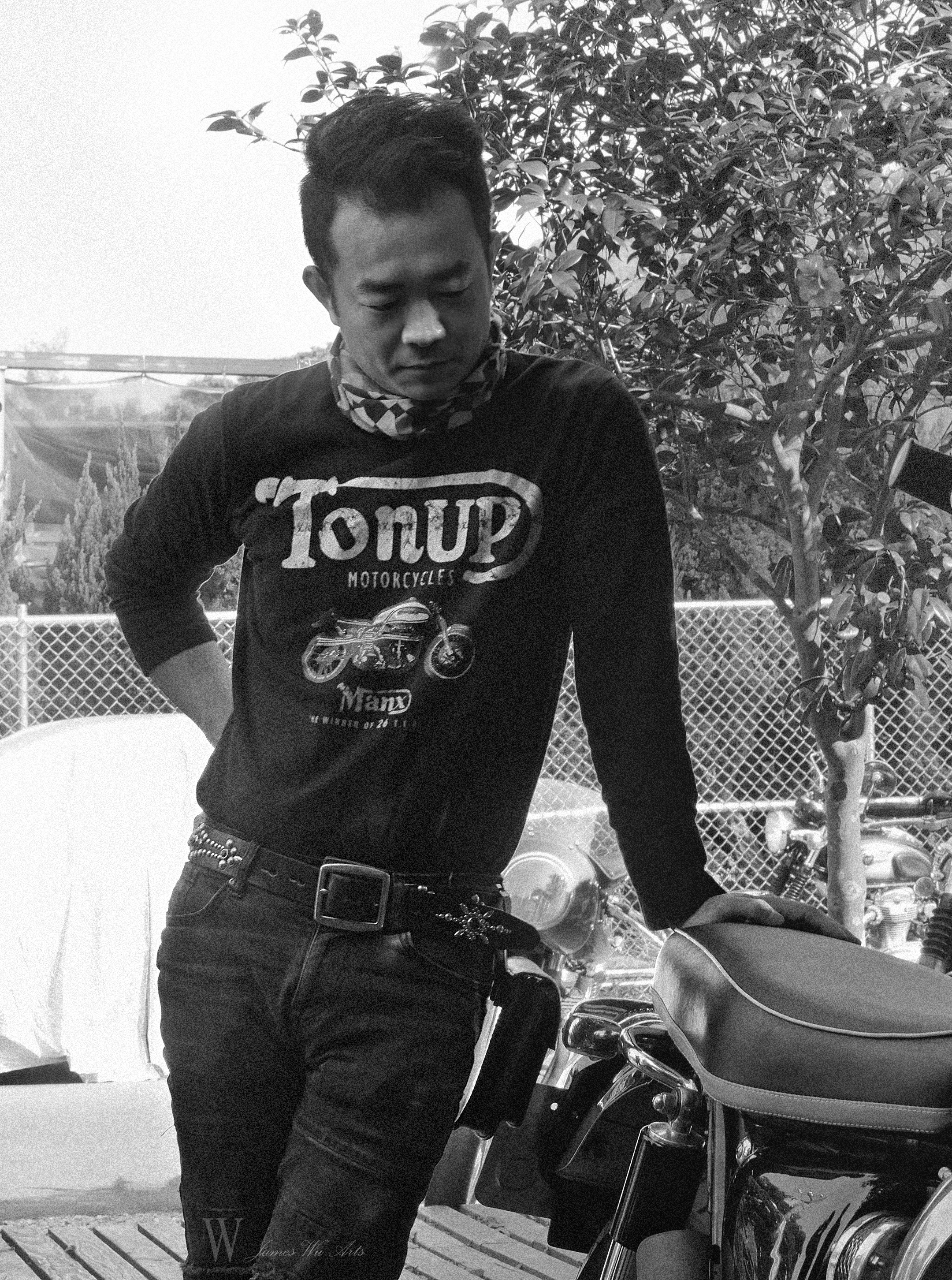 TONUP ROCKERS CAFE RACER (40)