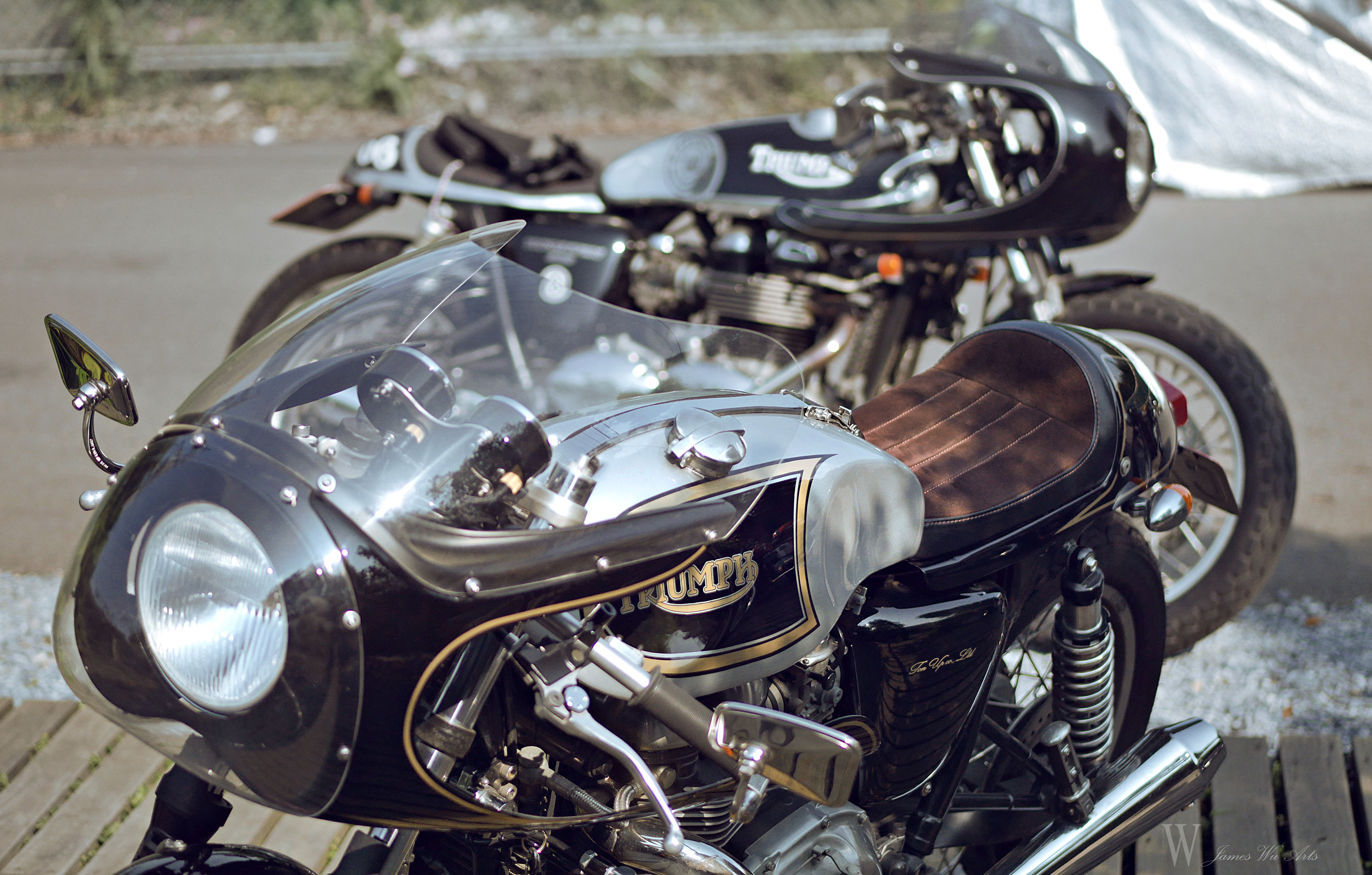 TONUP ROCKERS CAFE RACER (47)