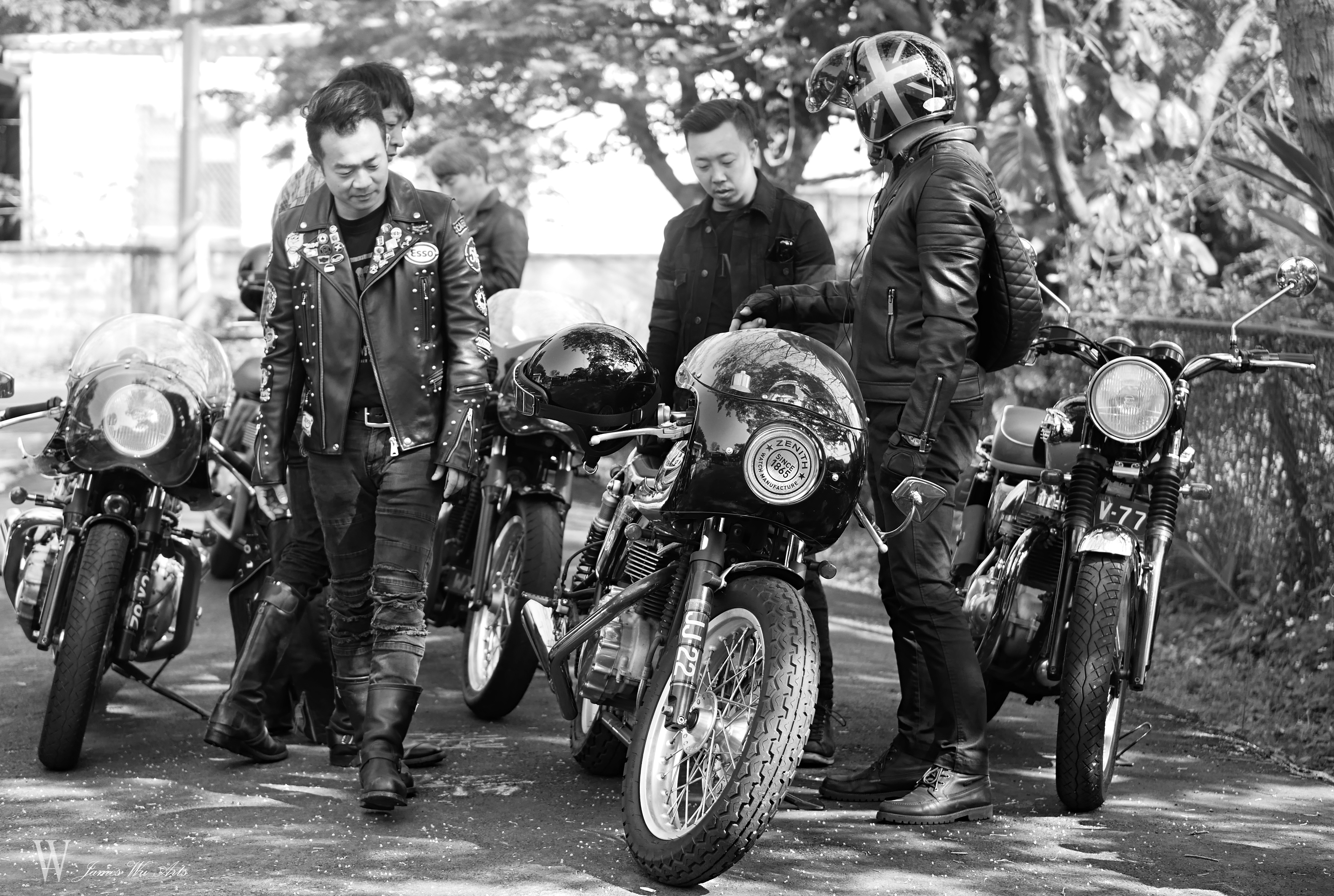 TONUP ROCKERS CAFE RACER (67)
