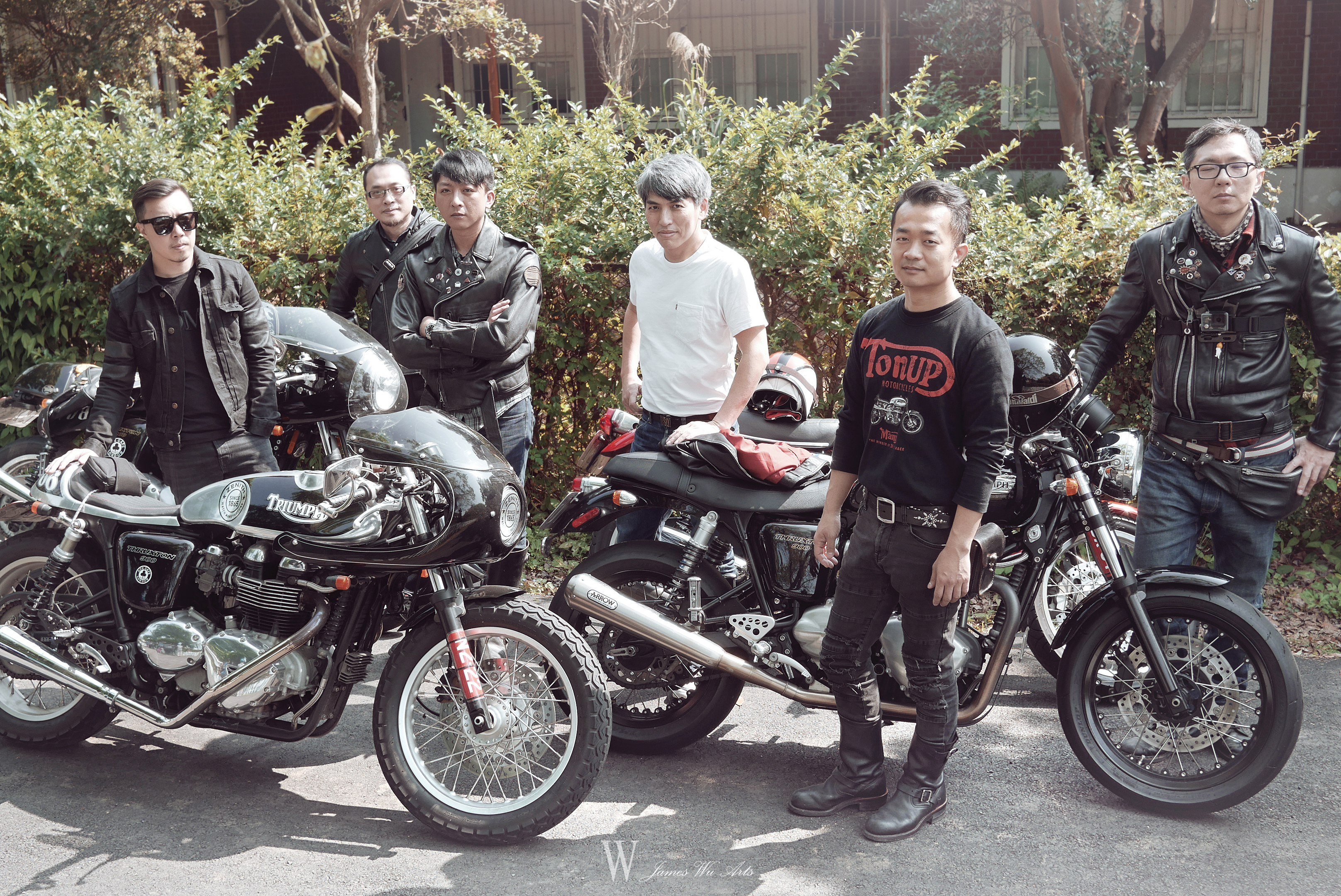 TONUP ROCKERS CAFE RACER (78)