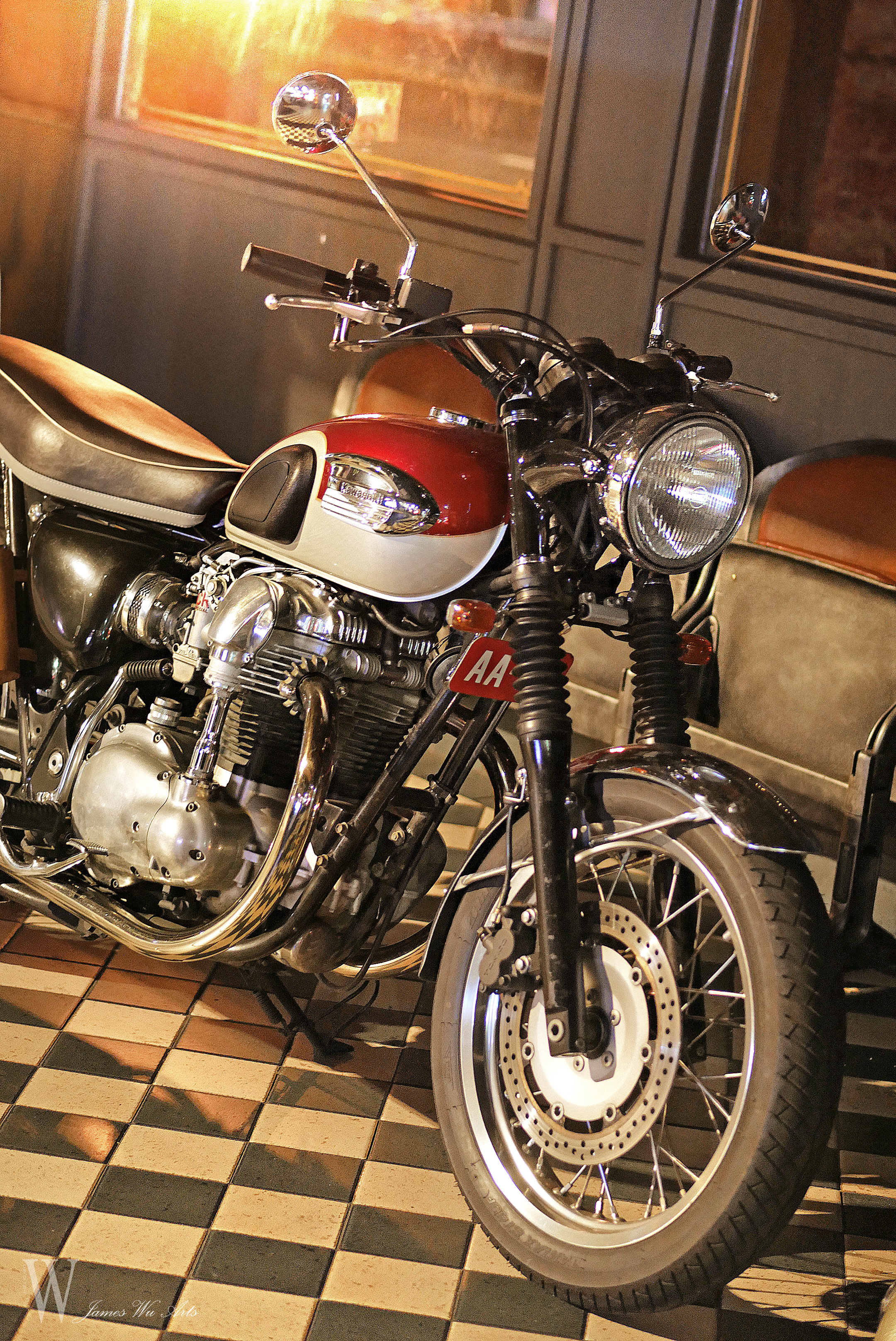 TONUP ROCKERS CAFE RACER (201)