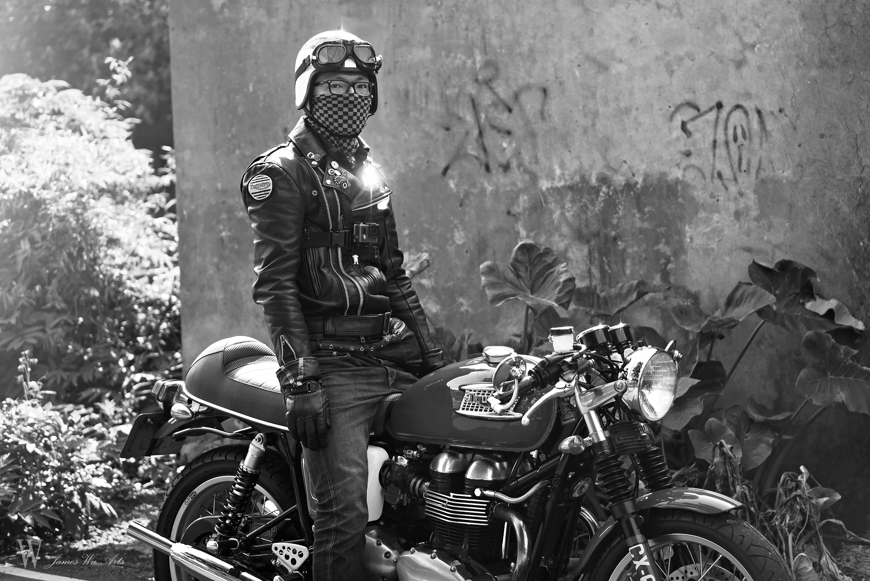 TONUP ROCKERS CAFE RACER (60)